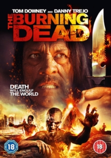 The Burning Dead, DVD