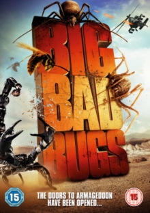 Big Bad Bugs, DVD DVD