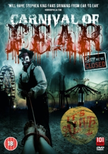 Carnival of Fear, DVD