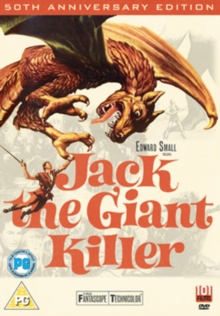 Jack the Giant Killer, DVD