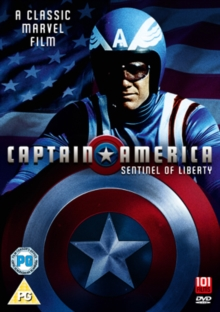 Captain America - Sentinel of Liberty, DVD
