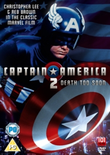 Captain America 2 - Death Too Soon, DVD  DVD