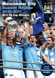 Manchester City: Season Review 2010/11, DVD