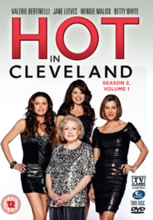 Hot in Cleveland: Season 2 - Volume 1, DVD