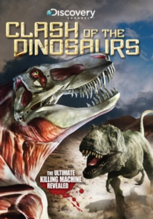 Clash of the Dinosaurs, DVD  DVD