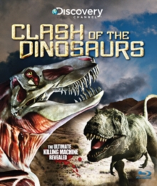 Clash of the Dinosaurs, Blu-ray