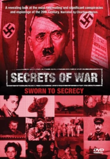 Secrets of War: Sworn to Secrecy, DVD  DVD