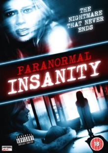 Paranormal Insanity, DVD