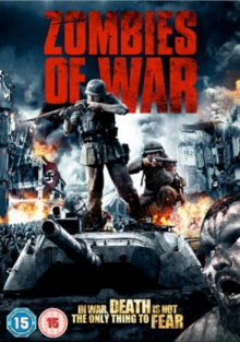Zombies of War, DVD