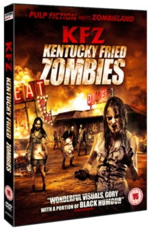 KFZ - Kentucky Fried Zombie, DVD
