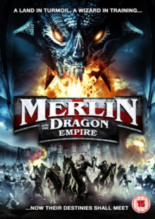 Merlin and the War of the Dragon Empire, DVD