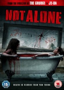 Not Alone, DVD
