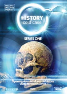History Cold Case: Complete Series 1, DVD