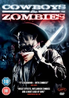 Cowboys and Zombies, DVD