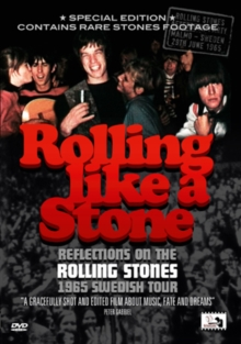 The Rolling Stones: Rolling Like a Stone, DVD DVD