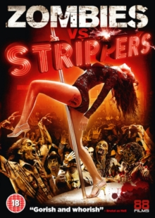 Zombies Vs Strippers, DVD