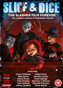 Slice and Dice - The Slasher Film Forever, DVD