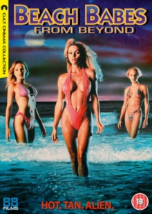 Beach Babes from Beyond, DVD