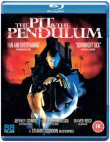 The Pit and the Pendulum, Blu-ray