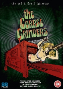 The Corpse Grinders, DVD