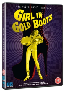 Girl in Gold Boots, DVD