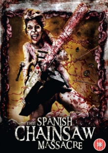 The Spanish Chainsaw Massacre, DVD DVD