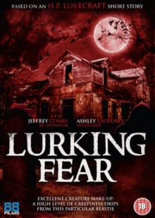 Lurking Fear, DVD