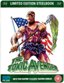 The Toxic Avenger, Blu-ray