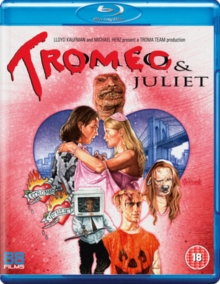 Tromeo and Juliet, Blu-ray