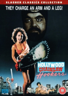 Hollywood Chainsaw Hookers, DVD