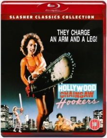 Hollywood Chainsaw Hookers, Blu-ray