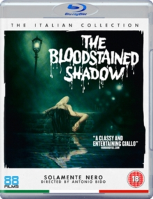 The Bloodstained Shadow, Blu-ray