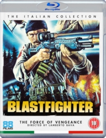 Blastfighter, Blu-ray