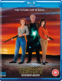 Trancers 2 - The Return of Jack Deth, Blu-ray