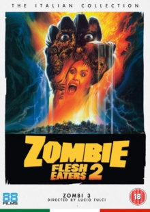 Zombie Flesh Eaters 2, DVD  DVD
