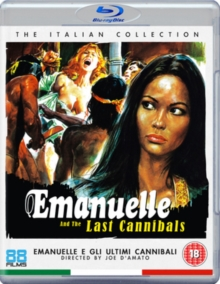 Emanuelle and the Last Cannibals, Blu-ray