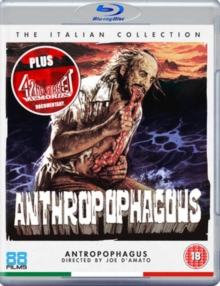 Anthropophagus, Blu-ray