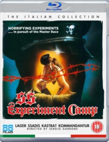 S.S. Experiment Camp, Blu-ray