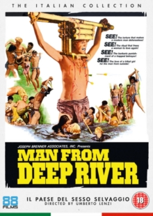 Man from Deep River, DVD