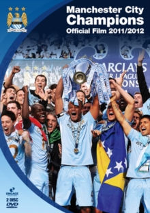 Manchester City: Champions - Official Film 2011/2012, DVD
