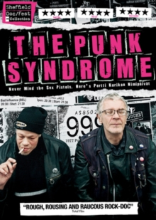 The Punk Syndrome, DVD