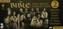 The Bible - Epic Movie Collection: Volume 2, DVD
