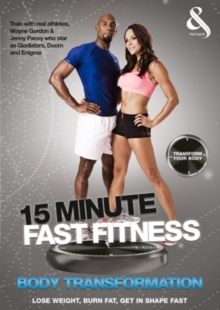 15 Minute Fast Fitness: Body Transformation, DVD
