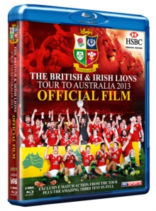 British and Irish Lions - Australia 2013: Official Film, Blu-ray  BluRay