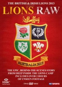 British and Irish Lions - Australia 2013: Lions Raw, DVD