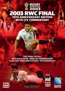 Rugby World Cup Final: 2003, DVD