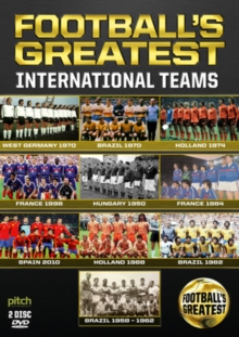 Football's Greatest International Teams, DVD  DVD