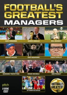 Football's Greatest Managers, DVD
