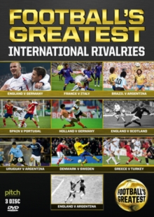 Football's Greatest International Rivalries, DVD