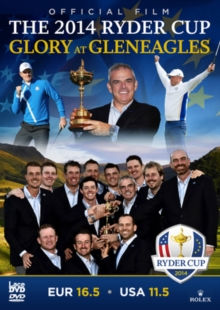 Ryder Cup: 2014 - Official Film - 40th Ryder Cup, DVD  DVD